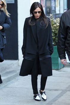 The outfits that Victoria Beckham wears over and over again