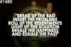 Exactly what rolling a blunt is about.