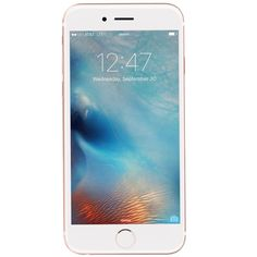 New Apple iPhone 6S 16GB GSM FACTORY UNLOCKED Rose Gold Smartphone #apple #iphone6s #rosegoldiphone6s #techdeals #ebay #cheapiphones #prettycellphones #buy #sell #new #whiteiphone #freephones