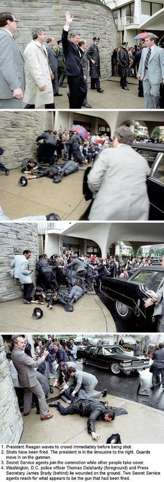 Attempted assassination of Ronald Reagan - Wikipedia, the free encyclopedia