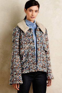 Speckled Swing Jacket