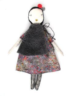 Jess Brown Rag Dolls