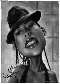 Alicia Keys - www.remix-numerisation.fr - Rendez vos souvenirs durables ! - Sauvegarde - Transfert - Copie - Restauration de bande magnétique Audio - MiniDisc - Cassette Audio et Cassette VHS - VHSC - SVHSC - Video8 - Hi8 - Digital8 - MiniDv - Laserdisc
