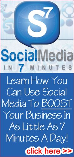 Social Media In 7 Minutes Releases 7 Minute Dashboard Video As Part of Free Training Series | Social Media Marketing For Business http://blackboxsocialmedia.com/social-media-in-7-minutes-releases-7-minute-dashboard-video-as-part-of-free-training-series/
