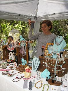 Toutes les tailles | Christie Adams, jewelry designer extraordinaire!, via Flickr.