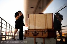 Airport Engagement Session