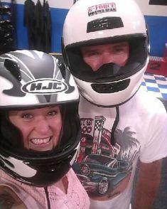 いいね!21件、コメント1件 ― Sheena Marieさん(@aneehs.marie)のInstagramアカウント: 「Took pops to the race track for Father's Day today 🙌🏻🙌🏻 🏁」