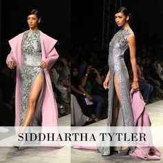 Siddartha Tytler gives the most sensational close to the AIFW Spring-Summer 2016 with his awe-inspiring bridal collection.