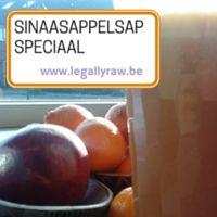 Sinaasappelsap speciaal