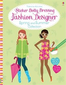 Fashion designer Spring and Summer collection - NEW FOR APRIL 2018