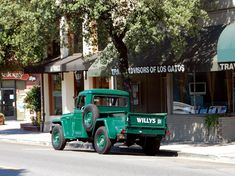 Willys Jeep pick-up