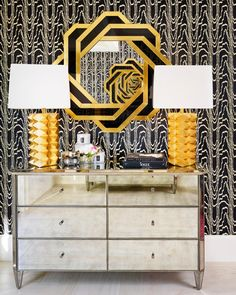 HGTV presents an Austin-based boutique that exudes art deco style blended with contemporary and eclectic themes.