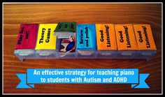 One Super Strategy for Teaching Piano To Children With Autism, ADHD or Behavioral Problems