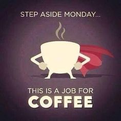 #Monday #coffee