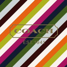 You can never have too much Coach.