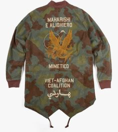 Do you remember Maharishi? Do you remember the Maharishi snopants? It was a cult technical pair of drawstring pants with an embroidered dragon adorning the bottom.  I owned a... http://peppinopeppino.com/do-you-remember-maharishi/