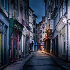 Rework - Streets of Limoges - Limoges, France