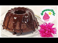 Zergeht auf der Zunge wie eine Praline! Der weltbeste SCHOKOLADENKUCHEN - YouTube Pudding, Sweets, Desserts, Strudel, Youtube, Food, Super, Cakes, Vegan