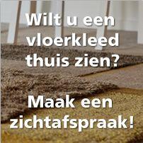 Bekijk onze unieke zichtservice! http://www.vloerkledenwinkel.nl/zichtservice.php