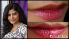 "30 Days Lipstick Challenge: Day 17: Avon Ultra Color Rich Mega Impact Lipstick ""Powerful Plum"""