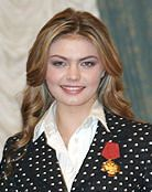 Alina Kabaeva, United Russia, Current President, Olympic Medals, European Championships, Vladimir Putin, World Championship, Gymnastics, Olympics