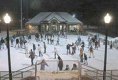 West Lafayette, Indiana - Riverside Skating Center