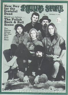 Rolling Stone September 17, 1970 -- Issue 66
