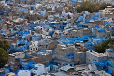 All sizes | A view from the Mehrangarh Fort in Jodhpur, Rajasthan, India | Flickr - Photo Sharing!