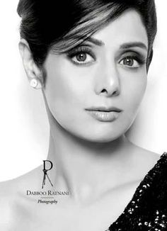 Sridevi's photoshoot for Dabboo Ratnani 2012