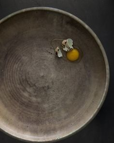 Photo by Andrea Gentl (If you have a chance, check out Andrea's photography...it's wonderful.) WHY I LOVE THIS: This photo is a poster for the beauty of the egg. It's starkness and darkness pops the richness of the quail egg yolk. A beautiful moving image.