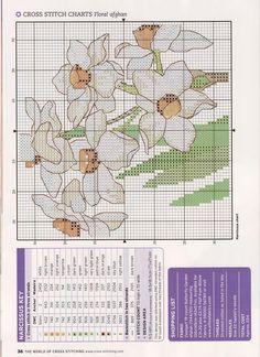 Схема для вышивания крестом