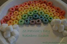 st patricks day crafts for preschool | St.Patrick's Day craft and snack for preschool ... | St. Patrick's Day