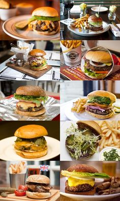 via The best new burgers - Restaurants + Bars - Time Out New York****If I ever get to NY.Im totally gonna EAT! Burgers And More, Mini Burgers, Turkey Burgers, Veggie Burgers, Beef Recipes, Cooking Recipes, Hamburger Recipes, Barbecue Recipes, Cooking Tips