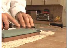 Knife Sharpening Angle Stabilizer