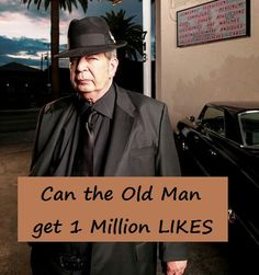 """""""Pawn Stars"""" I love this grumpy old man! Love seeing all the different items that are brought in! Pawn Stars, Grumpy Old Men, Las Vegas, Tv Shows, Bring It On, My Love, Projects, Fictional Characters, Log Projects"""