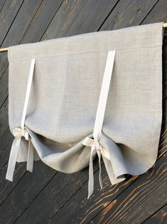Linen Curtains Country Kitchen Tie Up Valance Rustic Window Treatment French Country Farmhous.,Linen Curtains Country Kitchen Tie Up Valance Rustic Window Treatment French Country Farmhouse Living Room Farmhouse Curtain Blind
