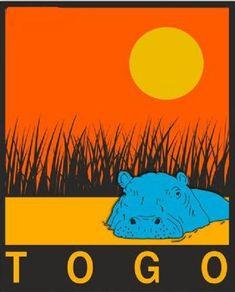 Togo ~ Jazzberry Blue