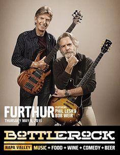 Furthur - BottleRock Napa - www.bottlerocknapa.com