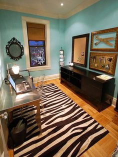 The inspiration for my home office makeover