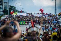 ÍNDIOS POTIGUARA DA PARAÍBA EM FOCO: APIB CONVOCA INDÍGENAS À AUTODEMARCAÇÃO DE SUAS TE...
