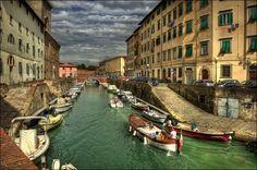 Livorno, Italy   Photo by Stefano Menichini  