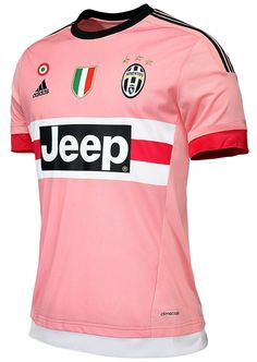 Juventus Away Pink Soccer Jersey Whole Kit(Shirt+Short+Sock) f2926313f2d8