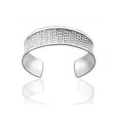 Tiffany and Co Outlet Woven Cuff Bangle