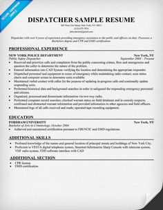173 Best 4-Resume Examples images in 2019   Resume examples