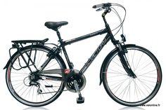 Vélo VTC pour adulte pas cher - VICTORY - 21 vitesses. Garanti 2 ans. Achetez votre VTC homme au meilleur prix !