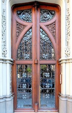 Casa Jaume Forn  Architect: Jeroni Granell i Manresa