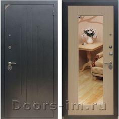 Входная дверь Зетта с зеркалом Комфорт 2Б1