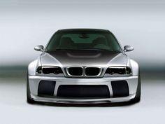 E46 2003 BMW M3 CSL COUPE