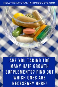 Find out if you're taking out the right hair growth supplements but the top 5 hair growth supplements and why they work. Hair Growth Shampoo, New Hair Growth, Hair Growth Tips, Natural Hair Growth, Natural Hair Styles, Best Hair Growth Supplements, Vitamins For Hair Growth, Hair Vitamins, Healthy Hair Growth