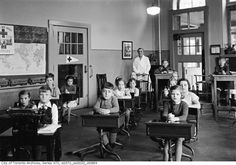 Back to school in Toronto, vintage edition. See archive pictures of some of the TDSB's schools and life in the classroom.